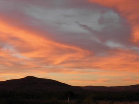 Evening Sky I