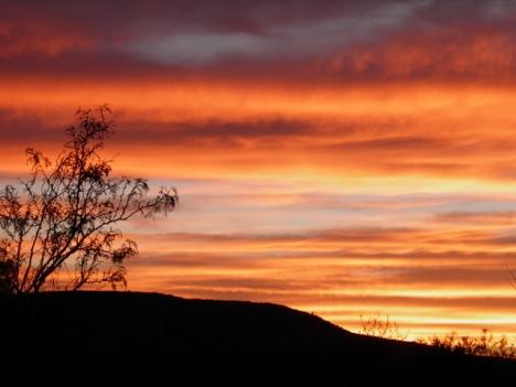 Evening Sky II